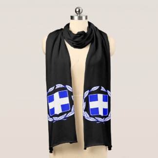 Greek Coat of arms Scarf
