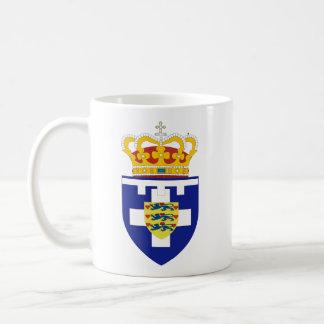 Greek Crown Prince Arms, Greece Coffee Mug