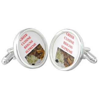 GREEK CUFF LINKS