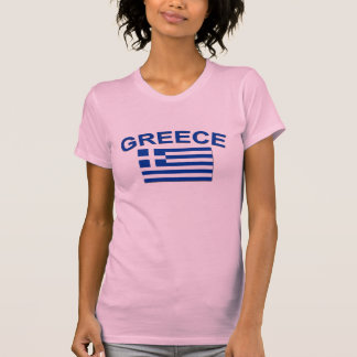 Greek Flag 2 T Shirts