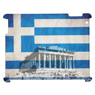 Greek Flag iPad Case