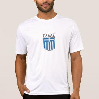 Greek flag shirt