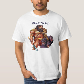 Greek God Hercules T-shirts