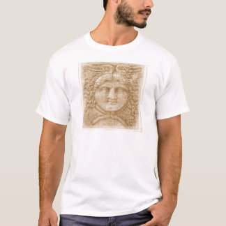Greek God Hermes PICTURE  ancient image of Hermes T-Shirt