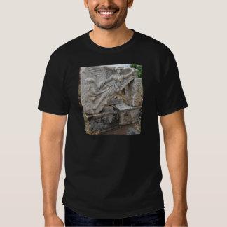 Greek Goddess Nike at Ephesus, Turkey T Shirt