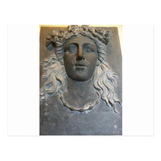 Greek Goddess Postcard