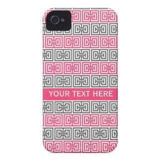 Greek-Inspired custom Blackberry Bold case