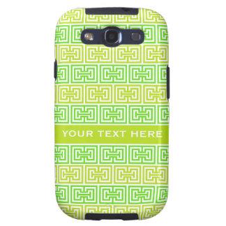 Greek-Inspired custom Samsung case Samsung Galaxy SIII Case