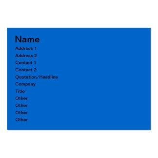 Greek island business card templates
