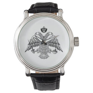 Greek Orthodox Church flag Mount Athos religious Watch