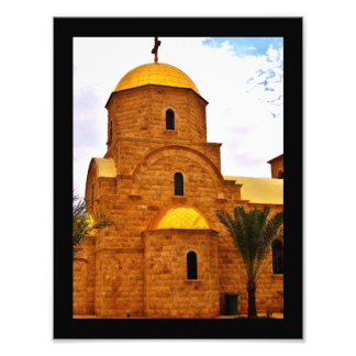 Greek Orthodox Church Photo Print