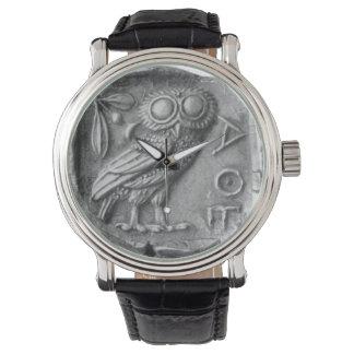 Greek Owl Watch