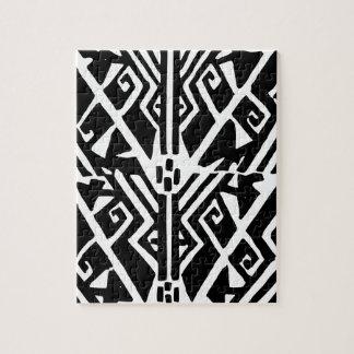Greek Pattern Jigsaw Puzzle