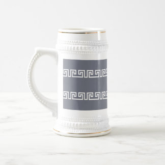 Greek Pattern mug - choose style & color