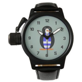 Greek Penguin Watches