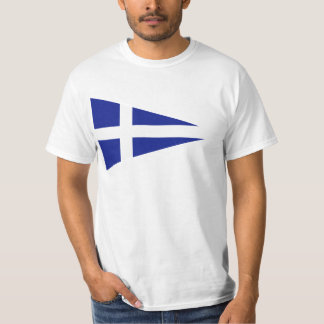 Greek Royal Navy Senior Officer'S, Greece Tee Shirt