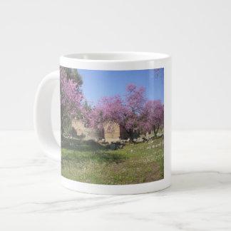 Greek Ruins Mug