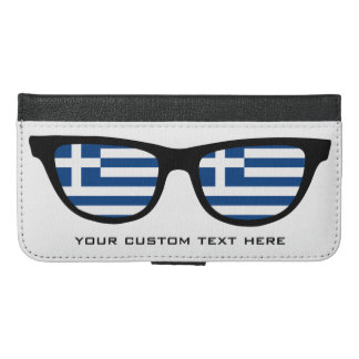 Greek Shades custom wallet cases