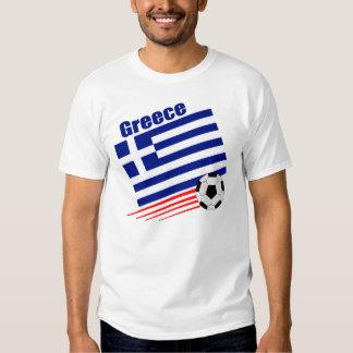 Greek Soccer Team Shirt
