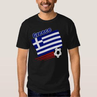 Greek Soccer Team Tees