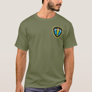 Greek Special Forces Mountain Raider shirt