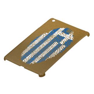 Greek touch fingerprint flag iPad mini cases
