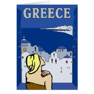 Greek Travel Card