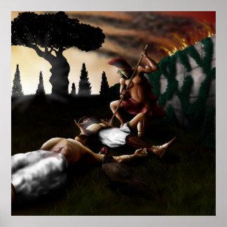 GreekGods-Ares Poster