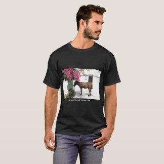 GreekIslandHouse.com Donkey Mascot Men's T-Shirt