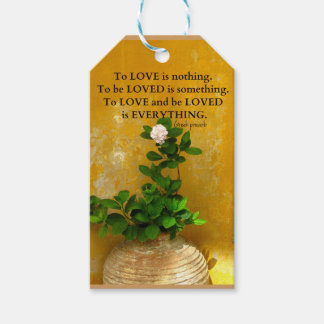 greekproverbInspirational Love quote Greek Proverb Gift Tags