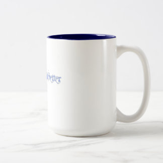 Greeks Do It Better Two-Tone Coffee Mug