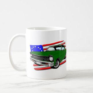 Green 1966-1967 Nova Mug