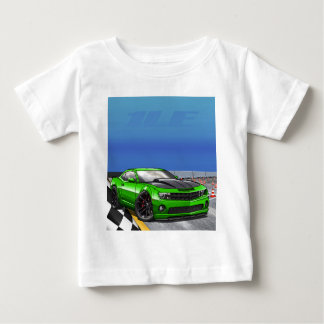 Green_1LE Baby T-Shirt