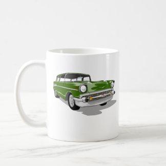 Green '57 Nomad Coffee Mug