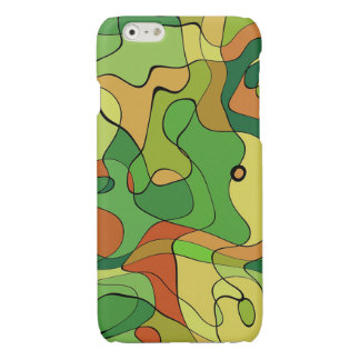 Green abstract Army Pattern