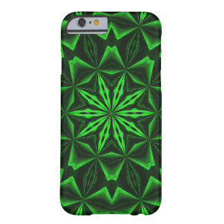 Green Abstract Barely There iPhone 6 Case
