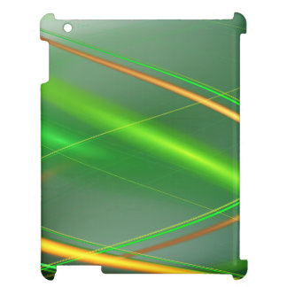 Green abstract collection theme 1 case for the iPad 2 3 4