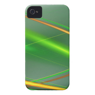 Green abstract collection theme 1 iPhone 4 case