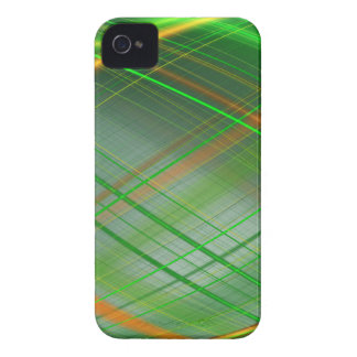 Green abstract collection theme 2 iPhone 4 cases