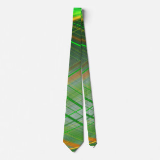 Green abstract collection theme 2 tie