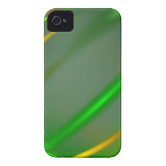 Green abstract collection theme 3 iPhone 4 case