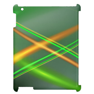 Green abstract collection theme 4 cover for the iPad 2 3 4