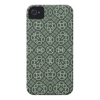 Green Abstract Pattern blackberry bold Case