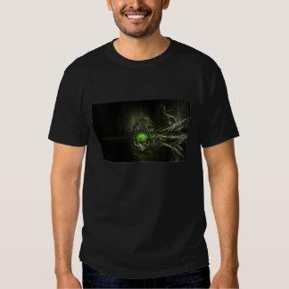 Green Abstract Shirt