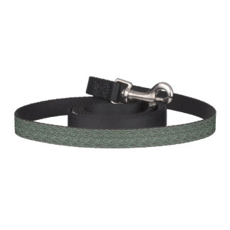 Green abstract waves pattern. Sea texture. Pet Lead