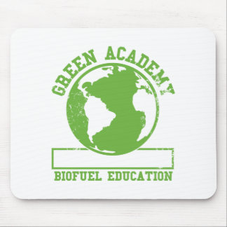 Green Academy Biofuel Mouse Pad