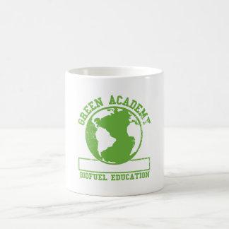 Green Academy Biofuel Coffee Mugs