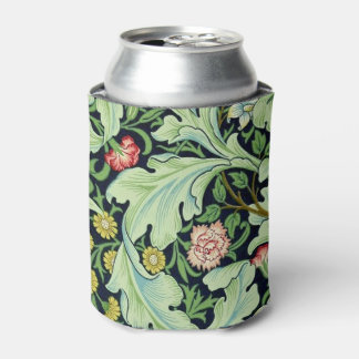 Green Acanthus Can Cooler