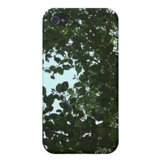 Green Against the Sky iPhone 4 Covers