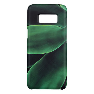 Green Agave Attenuata Leaves Case-Mate Samsung Galaxy S8 Case